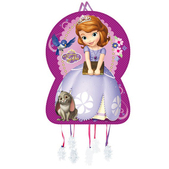 Piñata silueta La Princesa Sofía