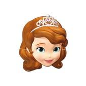 Set de caretas de La Princesa Sofía