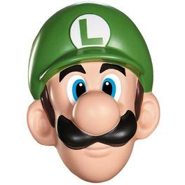 Máscara de Luigi para adulto