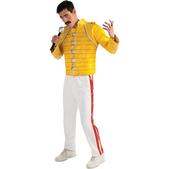 Disfraz de Freddie Mercury Wembley 1986