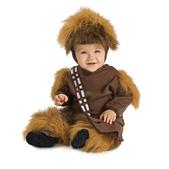 Disfraz de Chewbacca para bebé