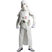 Disfraz de Snow trooper Star Wars para niño