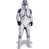 Disfraz de Clone Trooper Legión 501 Star Wars deluxe para niño