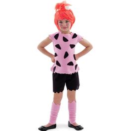 Disfraz de Pebbles para niña