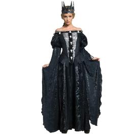Disfraz de Reina Ravenna calavera Blancanieves y la Leyenda del Cazador para mujer
