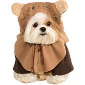 Fato de Ewok para cão