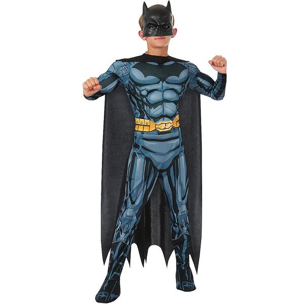 batman kost m f r kinder deluxe dc comics. Black Bedroom Furniture Sets. Home Design Ideas