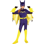 Disfraz de Batgirl Gotham Girls para mujer