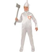 Disfraz de El Hombre de Hojalata El Mago de Oz para niño