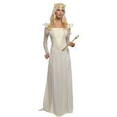 Disfraz de Glinda Oz Un Mundo de Fantasía deluxe para adolescente