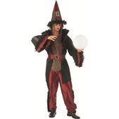 Disfraz de brujo dacha