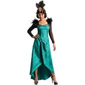 Disfraz de Evanora Oz Un Mundo de Fantasía deluxe para adolescente