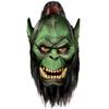 Máscara de Orco World of Warcraft látex deluxe para adulto