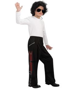 Pantalón de Michael Jackson Bad para niño