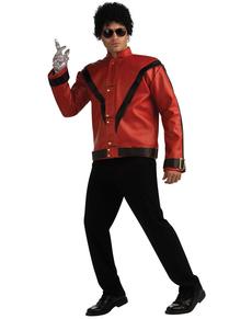 Chaqueta de Michael Jackson Thriller deluxe para adulto