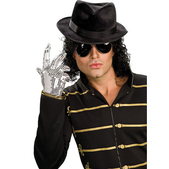 Sombrero de Michael Jackson Fedora para adulto