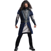 Costume Thorin bouclier de chêne Deluxe pour homme, Le Hobbit : Un voyage inattendu