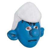 Máscara de Gruñón Los Pitufos 2 para adulto