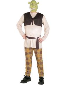 Disfraz de Shrek Felices para Siempre para hombre