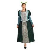 Disfraz de Fiona Shrek Felices para Siempre talla grande para mujer