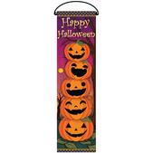 Cartel de Calabazas Happy Halloween