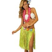 Falda Hawaiana de Flores para mujer