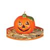 Vela Calabaza Halloween 9'5 cm.