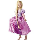Disfraz de Rapunzel Deluxe para niña