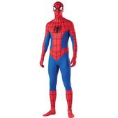 Disfraz Spiderman Segunda Piel