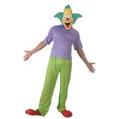 Disfraz de Krusty el payaso classic