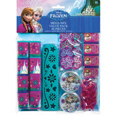 Set of Frozen toys