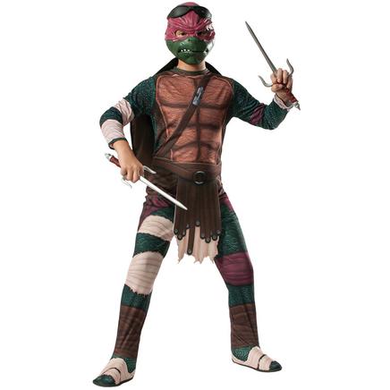 Costume raphael tortues ninja movie pour enfant acheter - Tortue ninja raphael ...