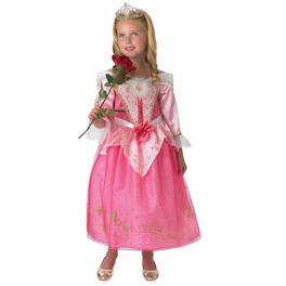 Disfraz de Aurora aniversario para niña