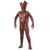 Disfraz de Groot Guardianes de la Galaxia para niño