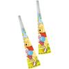 Set de trompertas Winnie the Pooh - Pack de 12
