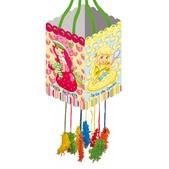 Piñata pequeña Tarta de Fresa Fruits - Pack de 12