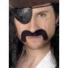 Bigote de pirata - Pack de 6