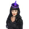 Sombrero de bruja con luz - Pack de 3