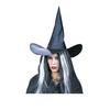 Sombrero de bruja clásico