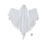 Fantasma blanco fluorescente
