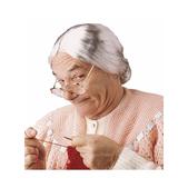 Peluca abuela