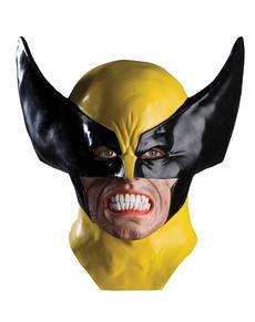 Máscara de Lobezno X-Men para adulto