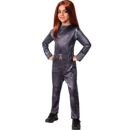 Costume veuve noire captain america le soldat d 39 hiver pour fille acheter en ligne sur funidelia - Captain america fille ...