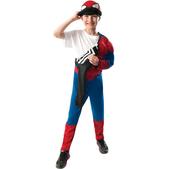 Disfraz de Ultimate Spiderman reversible para niño