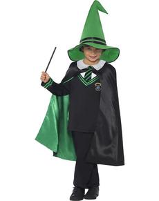 Disfraz de aprendiz de mago para niño