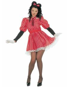 Disfraz de Mini Ratoncita para mujer