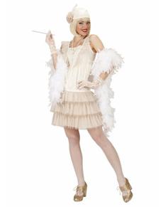 Disfraz de charleston 20´s para mujer