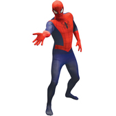 Disfraz de Spiderman clásico Morphsuit