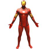 Disfraz de Iron Man clásico Morphsuit