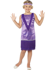 Disfraz de pequeña Tallulah para niña